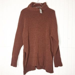 Aerie   Chunky Knit Turtle Neck